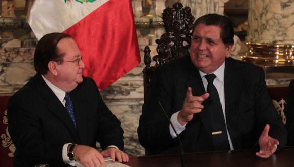 Luis Nava fue secretario general de la Presidencia de la República y también ministro de la Producción durante el segundo gobierno de Alan García. (Foto: El Comercio)