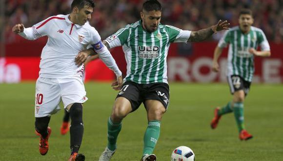 Juan Manuel Vargas: Betis anunció que ya no pertenece al club