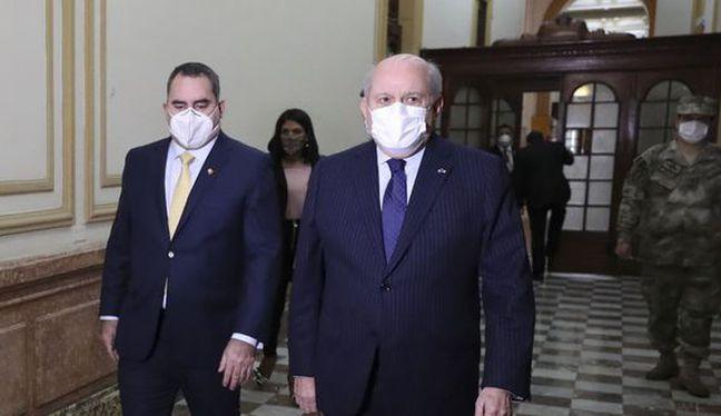 El Congreso denegó la confianza al gabinete del primer ministro Cateriano. (Foto: PCM)