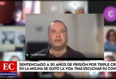 Miraflores: hombre condenado a 30 años de prisión por triple asesinato fue hallado muerto
