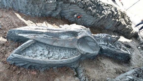 Los huesos todavía deberán ser sometidos a datación por carbono. (Foto: FACEBOOK.COM/TOPVARAWUT)