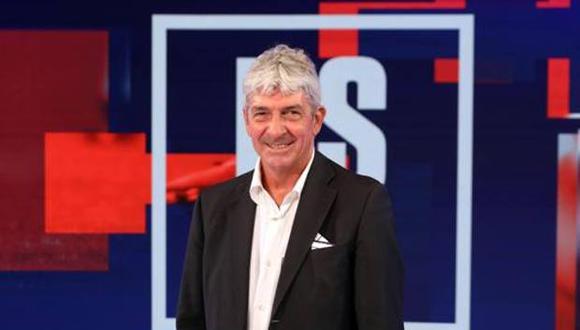 Rossi fue comentarista deportivo tras su exitosa carrera como futbolista. (Foto: Captura)