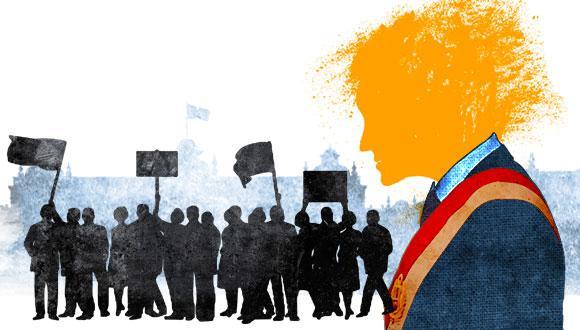Narrativas políticas. (Ilustración: El Comercio)