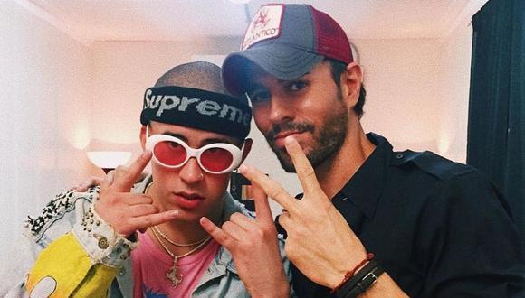 """Enrique Iglesias lanzó """"FINAL (Vol.1)"""", la primera parte de su presunta despedida discográfica. (Foto: Instagram)"""