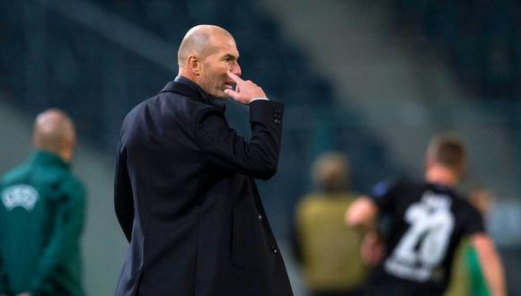 Zinedine Zidane habría pedido a Lucas Hernández para la próxima temporada. (Foto: Agencias)