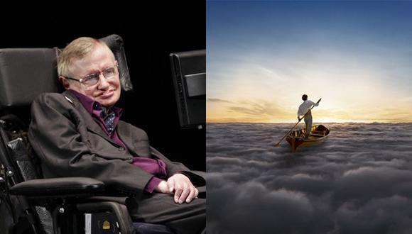 Stephen Hawking participa en nueva canción de Pink Floyd