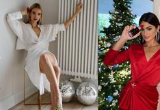 Navidad: 5 opciones de looks que puedes usar en Nochebuena