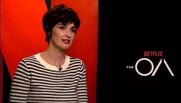 """Paz Vega: """"Estar en 'The OA' es una cuestión de fe"""" [VIDEO]"""