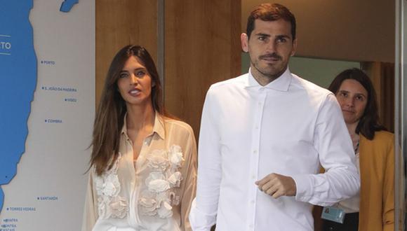 Iker Casillas acompaña a su esposa Sara Carbonero en su lucha contra el cáncer. (Foto: El Mundo)