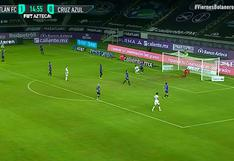 Cruz Azul vs. Mazatlán EN VIVO: Giménez anotó el empate 1-1 para la 'Máquina Cementera' - VIDEO