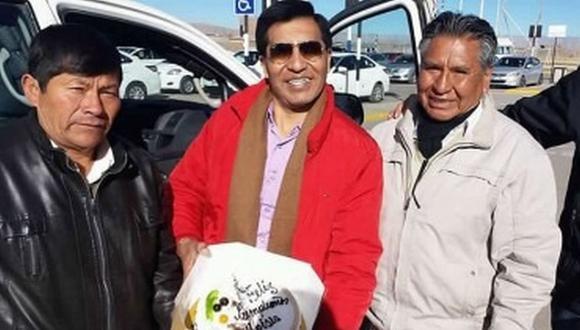 """""""Él [Mamani] ha revelado la inmoralidad que existe en la capital"""", afirmó Crisóstomo Benique, ex postulante al Parlamento de Fuerza Popular. (Foto: Facebook)"""