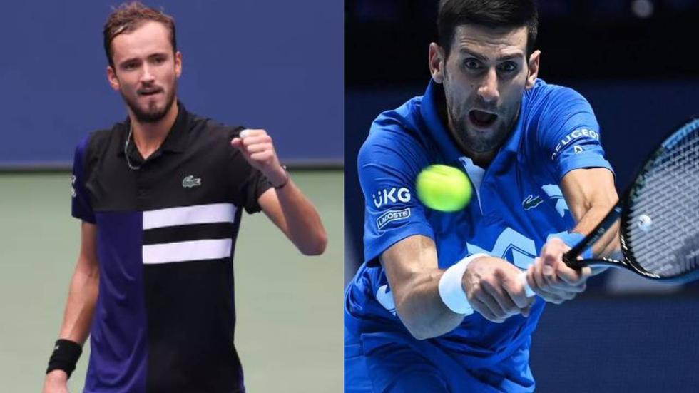 Este miércoles 18 de noviembre, Novak Djokovic y Daniil Medvédev se ven las caras en el partido correspondiente a la segunda jornada del Grupo A del ATP Finals 2020, la Copa Maestros.