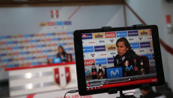Ricardo Gareca dirige a la selección peruana desde marzo de 2015. (Foto: Archivo GEC)