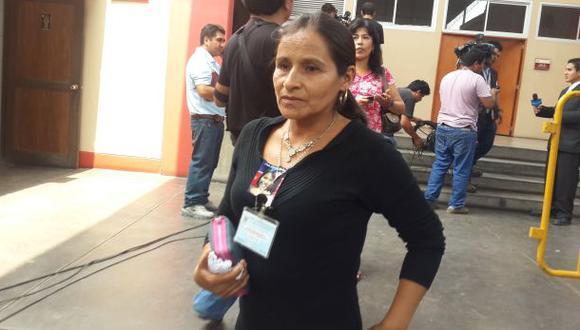 """Madre de Ruth Thalía Sayas: """"Ella ya va a descansar en paz"""""""