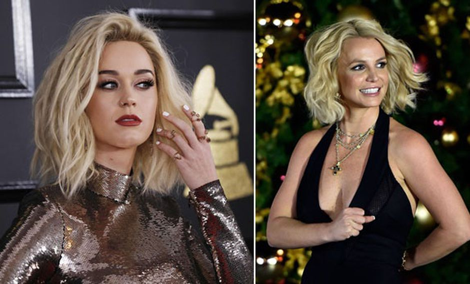 Britney Spears le responde a Katy Perry tras broma de mal gusto