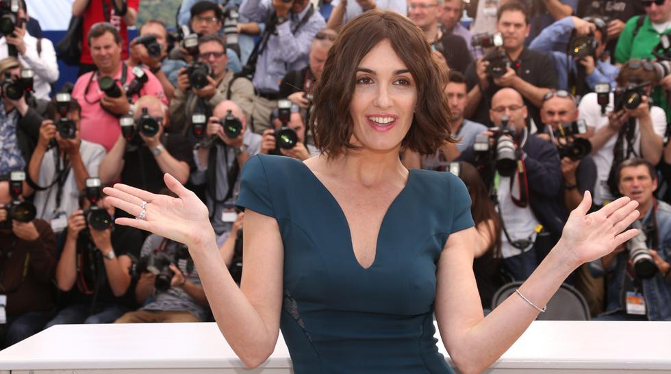 Paz Vega luce su belleza en el Festival de Cine de Cannes - 1