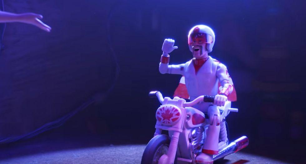 """Escenas del tráiler de """"Toy Story 4"""". (Video: HBO)"""
