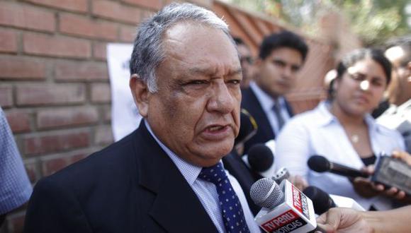Ejecutivo releva a Julio Galindo como procurador antiterrorismo