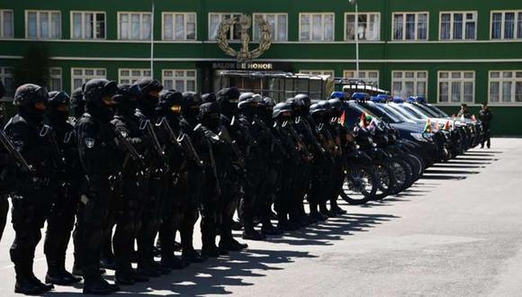 Bolivia crea unidad antiterrorista contra extranjeros que amenacen al país. (Foto: Gobierno de Bolivia).