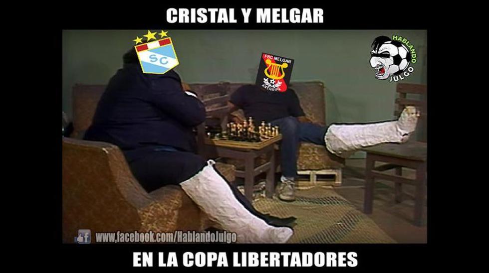 Melgar volvió a perder en Libertadores y fue víctima de memes - 10