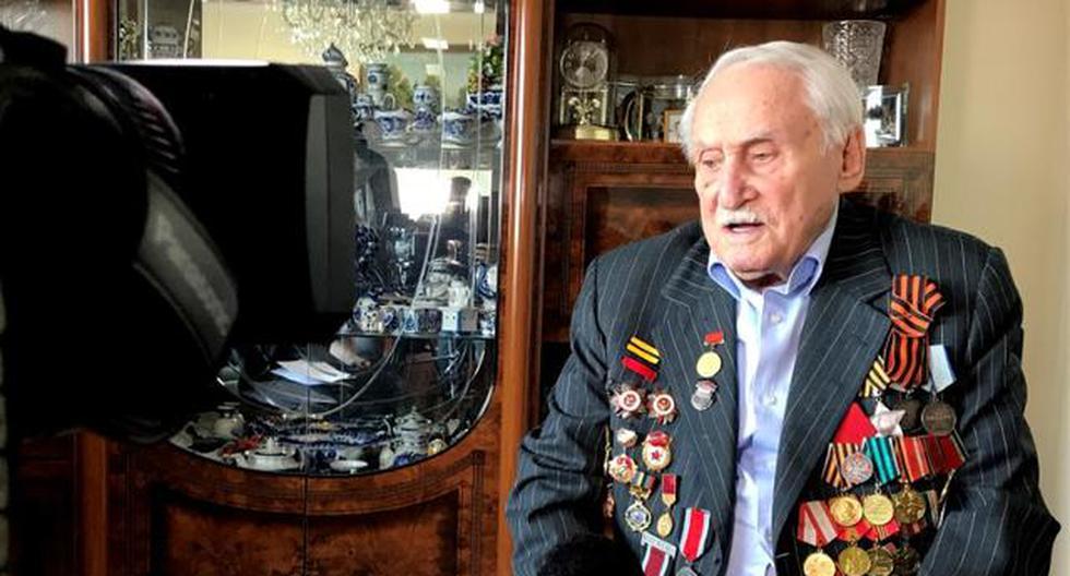 David Dushman, the last living liberator of the Auschwitz Nazi camp, dies at 98