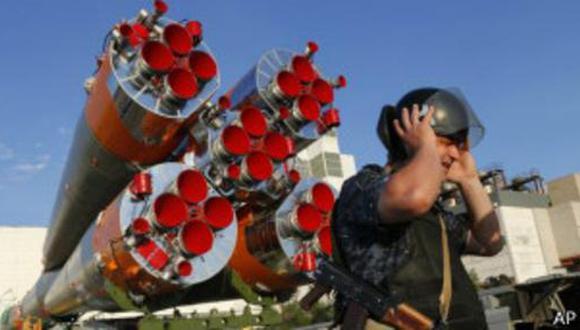 Los más extraños rituales de los lanzamientos espaciales