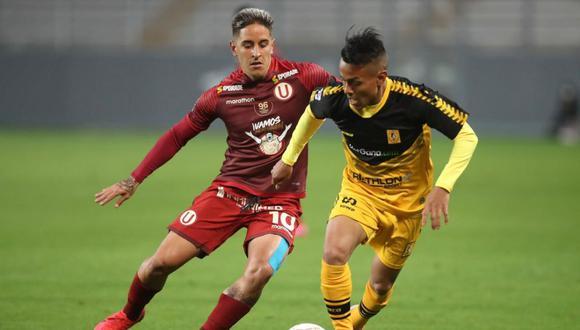 Universitario empató 0-0 contra Cantolao en el único duelo que se disputó por la fecha 7 del Torneo Apertura de Liga 1 (Foto: Liga 1)