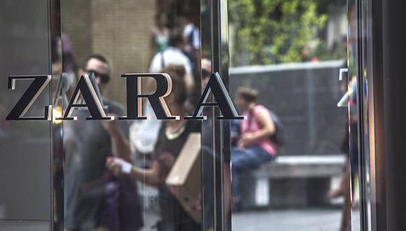 Dueña de Zara elevó en 16% sus ventas hasta los US$16.131 mlls.