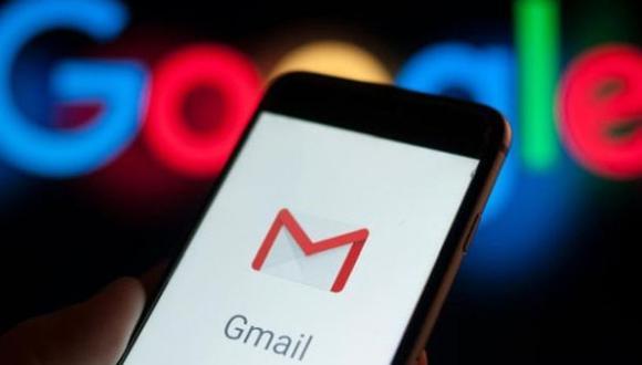 """El nuevo menú de Gmail ha sido enviado a los dominios de """"lanzamiento rápido"""" de manera gradual. (Foto: AFP)"""