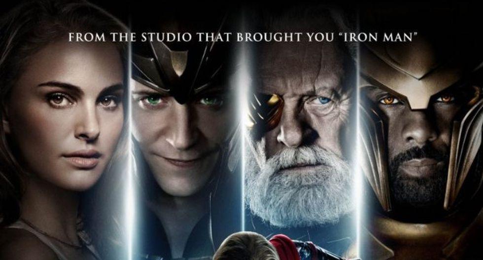 """""""Thor"""" (Kenneth Branagh, 2011)"""