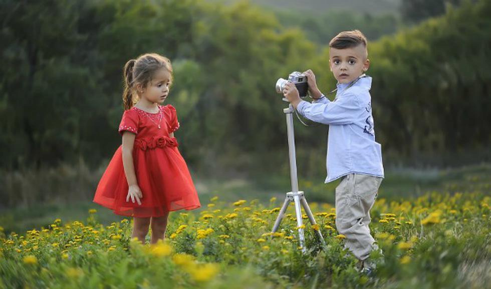 Una madre descubrió el enorme talento de sus hijos mientras los veía realizar la labor que les encomendó. (Foto: Referencial/Pixabay)