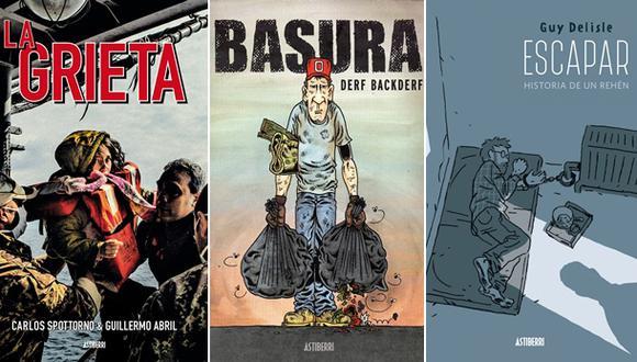 Día del Libro: ocho cómics que te recomendamos buscar hoy