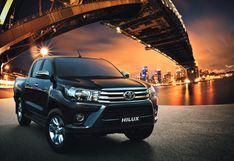 Nueva Toyota Hilux 2020 es presentada en el Perumin   FOTOS