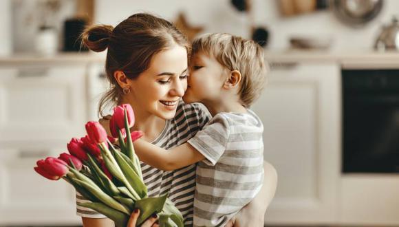 El Día de la Madre se festeja este lunes 10 de mayo en México. (Foto: Adobe Stock)