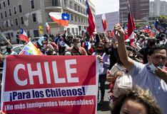 """ONU califica de """"inadmisible humillación"""" el ataque a migrantes venezolanos en Chile"""