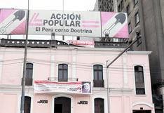 """Edmundo del Águila: """"Huarcaya ha estado lejano a Acción Popular, pero cercano al ministro Incháustegui"""""""