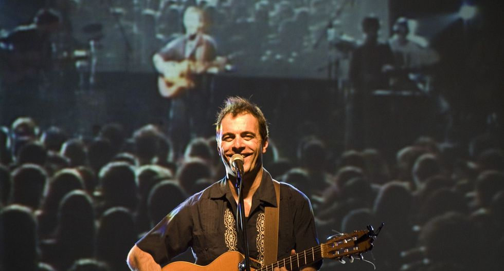 Kevin Johansen 26 de febrero