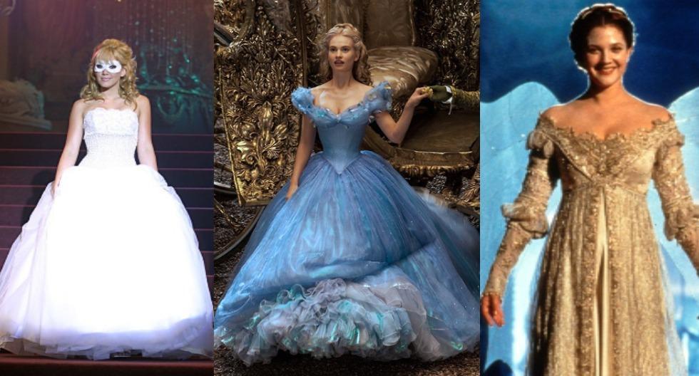 A lo largo del tiempo, diferentes actrices han interpretado a una de las princesas más queridas de la historia: La Cenicienta. En esta galería, recordamos a las más destacadas. (Fotos: Difusión)