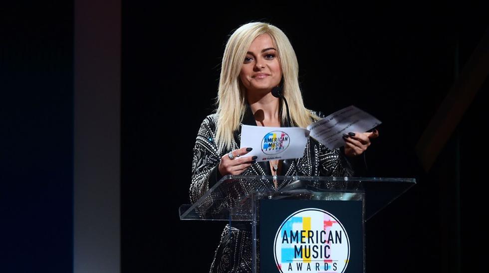 Anuncio de nominados a los American Music Awards 2018. (Foto: Agencias)