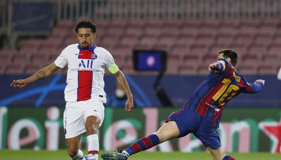 "Ronald Koeman se ve eliminado de la Champions League: ""Una derrota así sentencia la eliminatoria"""