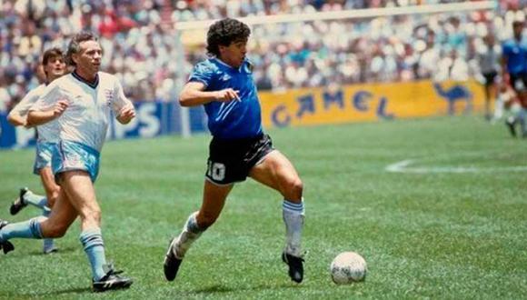 Diego Armando Maradona, leyenda del fútbol mundial. (Agencias)