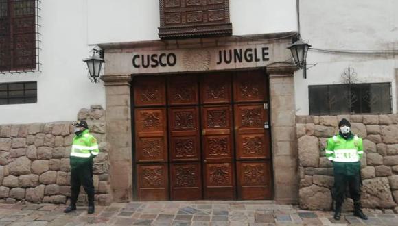 La Diresa informó que se realizó la prueba para descartar el coronavirus. El turista falleció dentro del hotel. (Foto: Cortesía)
