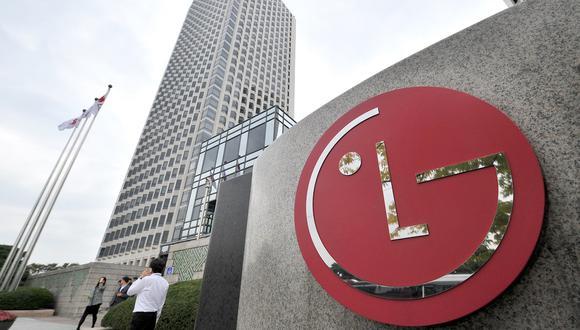 Si bien LG actualmente se ubica como la marca No. 3 en América del Norte y No. 5 en América Latina por participación de mercado, a nivel mundial su participación es solo de alrededor del 2%. (Foto: JUNG YEON-JE / AFP)
