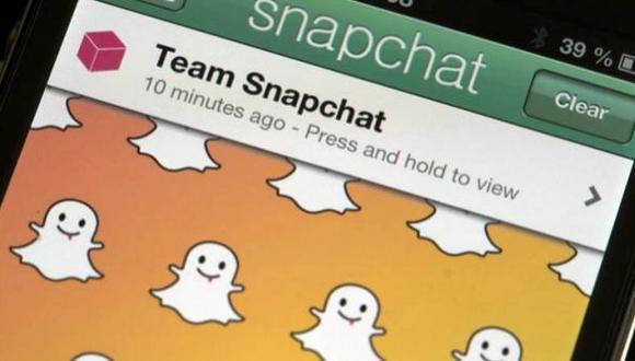 Snapchat propone pagar para volver a ver los mensajes