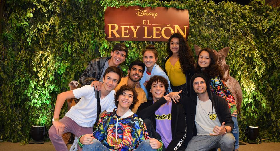 """""""El Rey León"""" estrena el 18 de julio en todos los cines a nivel nacional. (Fotos: Luis Pino Robles)"""
