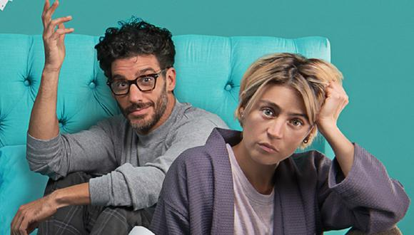 """""""100 días para enamorarnos"""" se estrenó el 28 de abril de 2020 y ya está disponible en Netflix (Foto: Telemundo)"""