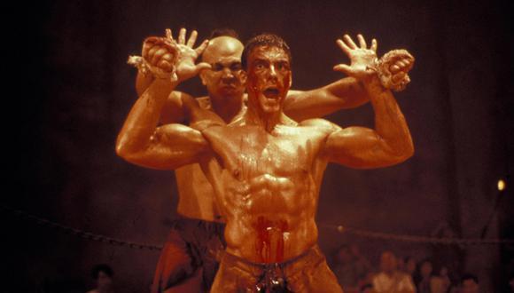"""""""Kickboxer"""" (1989) es una de las grandes películas que protagonizó Van Damme. (Foto: Twitter)"""