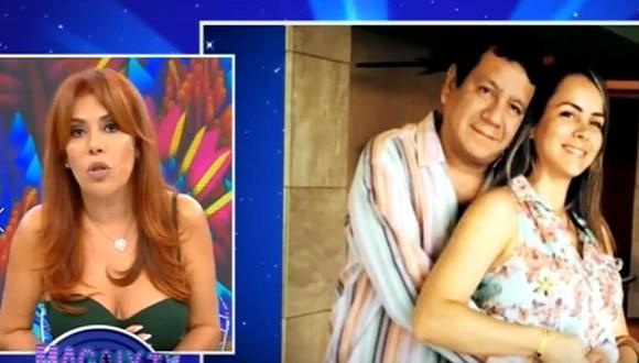 Claudia Flores envió comunicado donde aclara que no le fue infiel a Ney Guerrero. (Captura de pantalla)