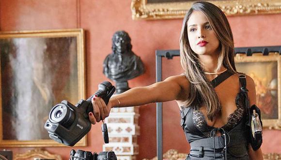 """Eiza González fue convocada para """"Fast & Furious Presents: Hobbs & Shaw"""" y su papel podría llevarla a la historia principal de la franquicia (Foto: Universal Pictures)"""