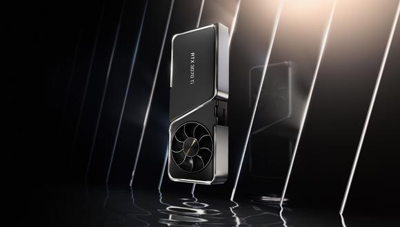 Nvidia RTX 3070 Ti. (Imagen: Nvidia)